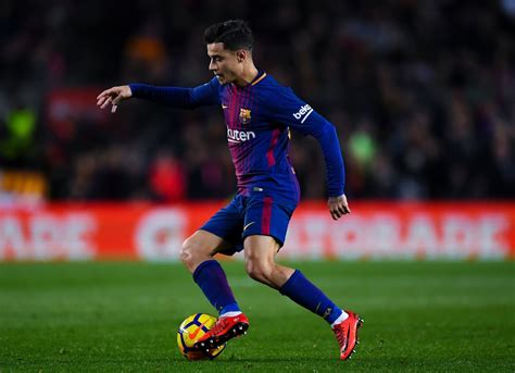 Philippe Coutinho Barcelona S January Signing Philippe Coutinho Is Not
