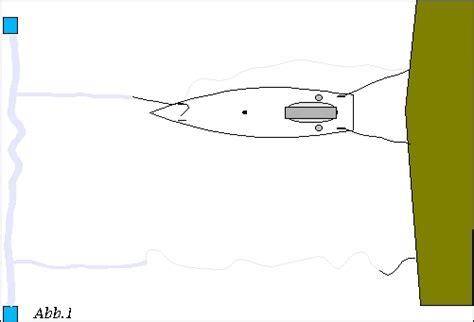 motorboot richtig anlegen hat man einmal an einer mooringfestgemacht sieht das aus