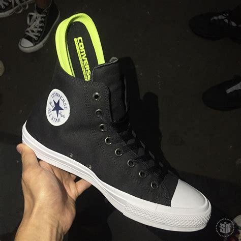 Sepatu Converse Chuck All Ii here s a look at the converse chuck ii sneaker shouts