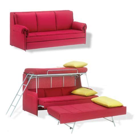 red sofa living room design
