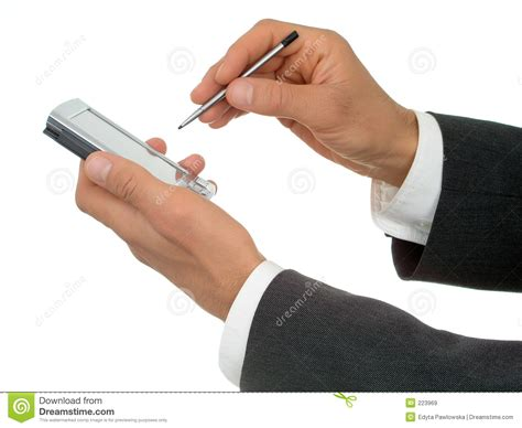 imagenes libres manos manos del hombre de negocios con el palmtop im 225 genes de