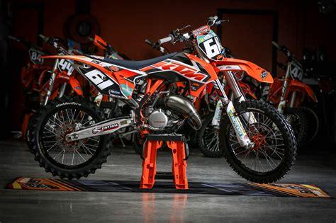 Ktm Supercross Team Ktm Motocross Junior Team Shoot 2015 Derestricted