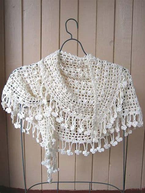 tejido de estolas sencillas patrones para tejer un chal a crochet