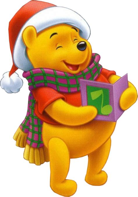 Imagenes Animadas De Navidad De Winnie Pooh | winnie pooh navidad