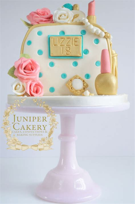 The Top Five Bag Cakes Beacuse Theyre And by Gorgeous Creations 5 Beautiful Makeup Bag Cake Ideas
