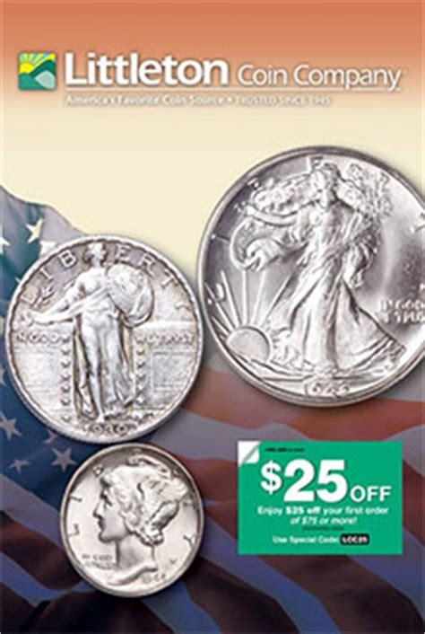 littleton coin company catalog  coupon code