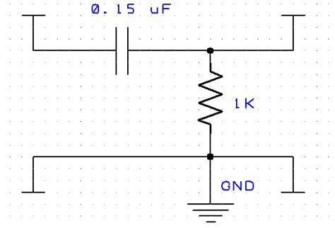 capacitor as high pass filter capacitor is a high pass filter 28 images high pass filter capacitor circuitlab alternating