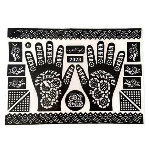 henna tattoo zelf maken henna sjablonen henna tattoos el kantra