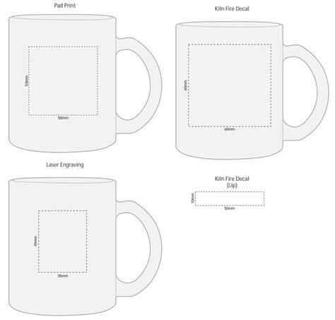 Mug Template Images Reverse Search Mug Design Template