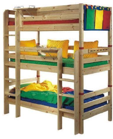 triple bunk bed loft plans womanlymnl