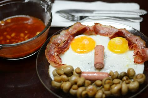how to make a traditional full english breakfast 6 steps