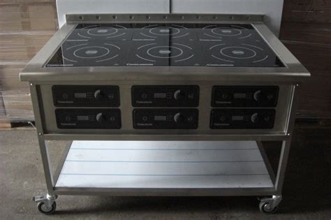 induction cooking commercial kitchens induction hobs stoves