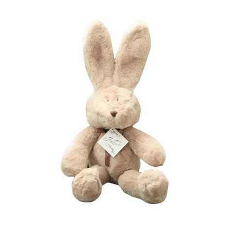 comfort plush 2018 children comfort bunny plush toy beige in other toys