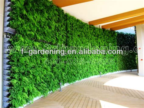 Green Wall Planters by Vertical Hanging Green Wall Garden Planter Sl Xq3319 Outdoor Vertical Green Wall Planter Living