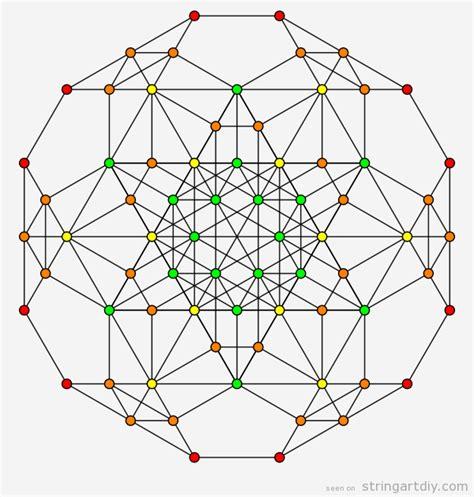 free geometric pattern maker a very stunning geometrical string art free pattern