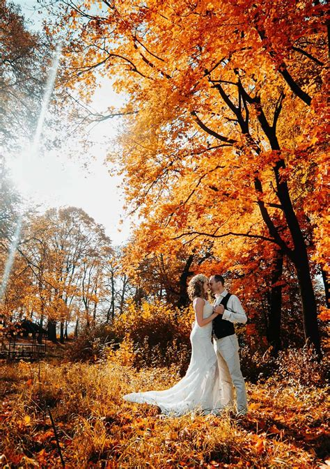 Fall Wedding by Fall Wedding Photography Best Photos Wedding Ideas