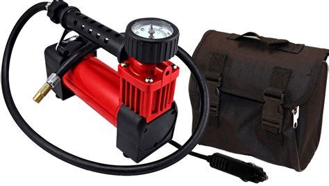 q industries hv35 12 volt air compressor with hose quadratec