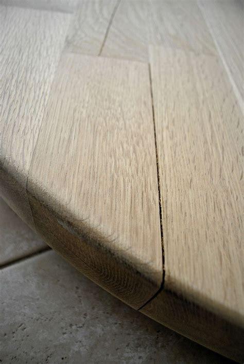 eiche beizen tischplatte eiche beizen und wachsen woodworker