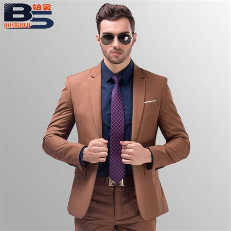 good clothing brands for guys 2016 new high quality brand fashion dress men designer