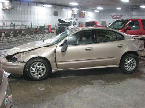 2004 pontiac grand am power steering 19952170