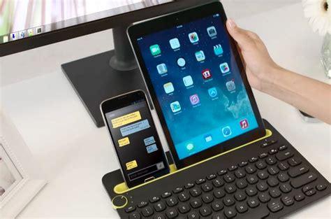 Logitech Multi Device Keyboard K480 wordlesstech logitech bluetooth multi device keyboard