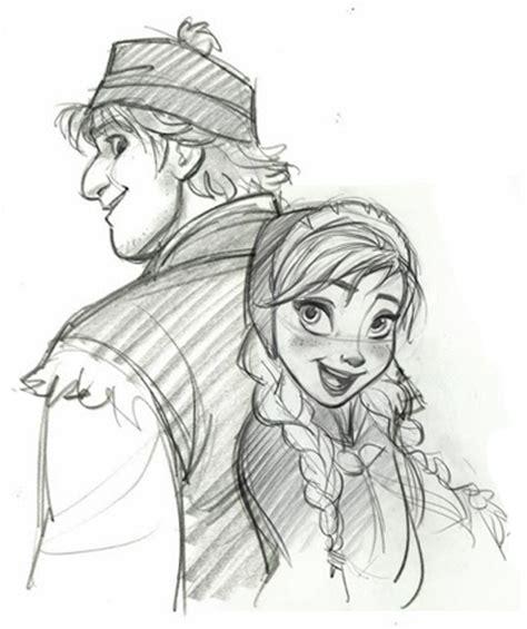 doodle sketch frozen kristoff frozen sketch www pixshark images