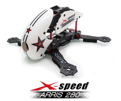 Drone Freex Gps Include Battery arris robocat 280 v2 fpv racing drone frame arris x speed