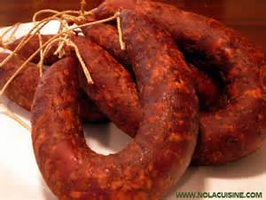 andouille sausage recipe nola cuisine pork sausage