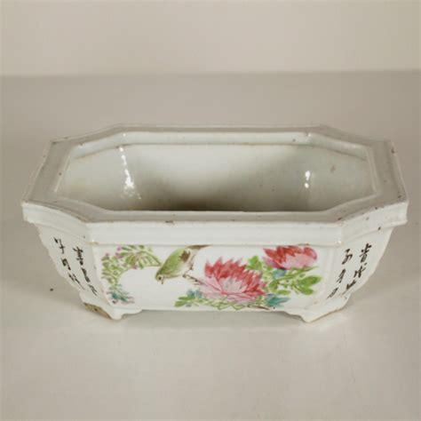 vaso da bonsai vaso da bonsai ceramiche antiquariato dimanoinmano it