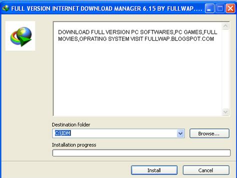 How To Install Full Version Internet Download Manager | how to install internet download manager 6 15 full version