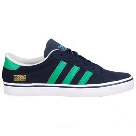 running skate shoes adidas skateboarding americana vintage low skate shoes