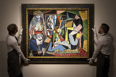 picasso paintings most expensive is this the world s most expensive picasso observer