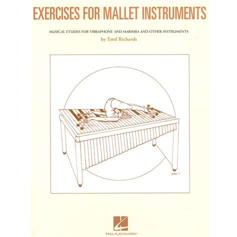 melodic stick books exercises for mallet instruments by emil richards