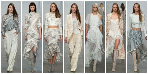 tvweek new style for 2016 2017 the best runway looks from new york fashion week spring