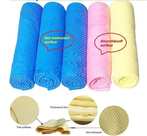 Chamois Auto Sport Kanebo smooth surface pva chamois towel for swimming bath car