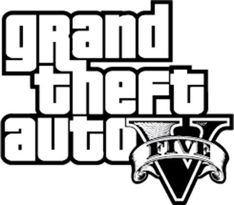 Grand Theft Auto 5 Logo Vector by Grand Theft Auto 5 Logo Vector Www Pixshark Images