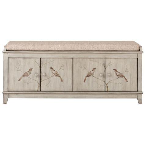 home decorators storage bench home decorators collection chirp antique pewter storage