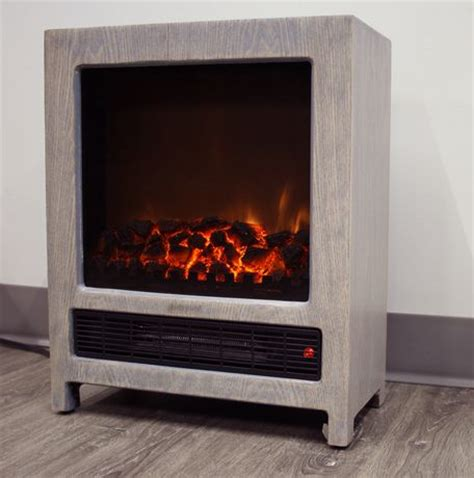 Decorative Space Heater by Paramount Ayr Decorative Electric Space Heater Es 328 Gy Walmart Ca