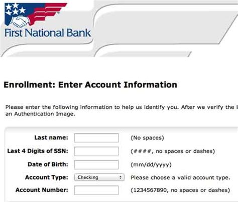 fnb bank account fnb banking registration process contact for business