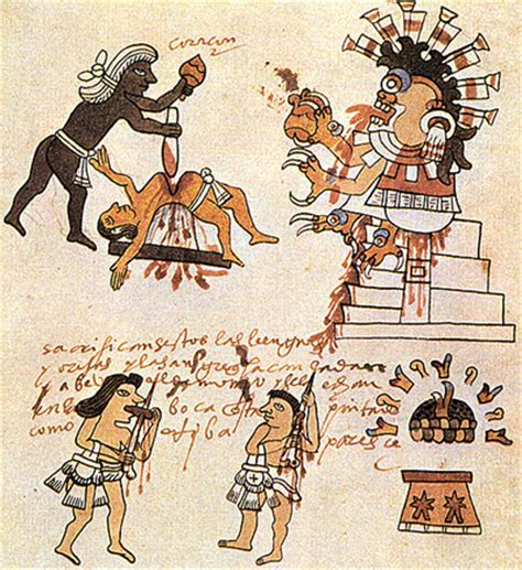 imagenes sacrificios mayas epic world history human sacrifice and the aztecs