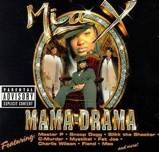 Mia x mama drama hip hop quot yesterday and today quot pinterest