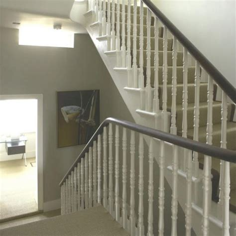 Staircase Ideas Uk Traditional White Staircase Hallway Hallway Idea Housetohome Co Uk