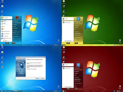 love themes for windows xp free download seven remix xp 3 0 by niwradsoft on deviantart