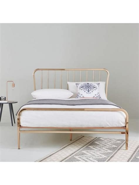 copper bed frame best 25 copper bed frame ideas on pinterest copper bed