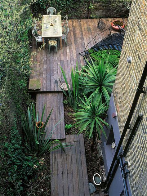 L Shaped Backyard Landscaping Ideas Outdoor Furniture L Shaped Garden Design Ideas
