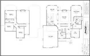 1 5 Story Floor Plans 1 5 Story 2700 James Craig Builders Inc Wisconsin
