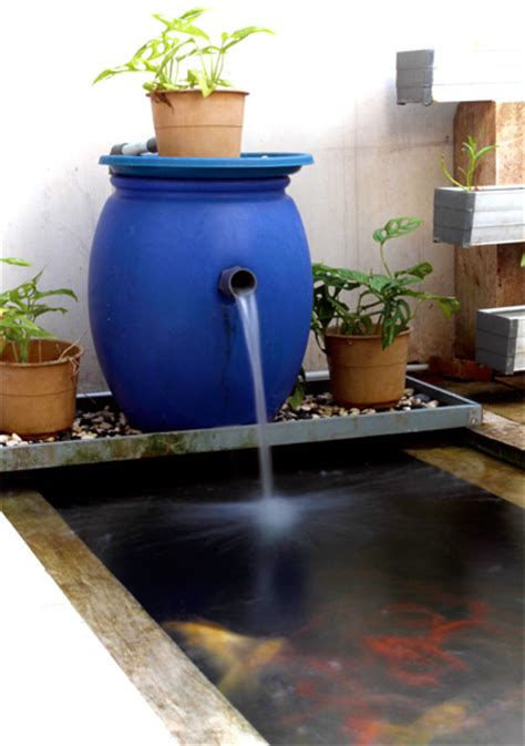 Membuat Filter Kolam Ikan membuat filter air kolam ikan sederhana ujungaspal