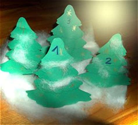 Tannen Selber Ziehen by Adventskalender Basteln In Der Weihnachtsseite F 252 R Kinder