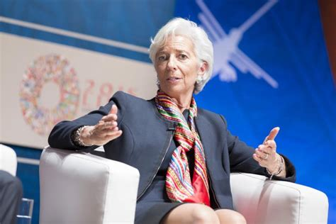 Style Goes Global With Christine Cabusas by World Markets In New Mediocre Era Imf S Lagarde