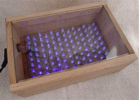 lada uv a led uv led box